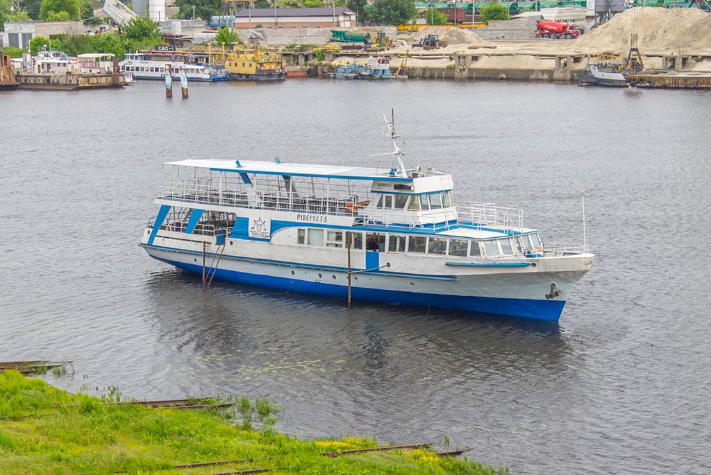 Киевский ССРЗ отремонтировал три плавсредства к началу летнего сезона