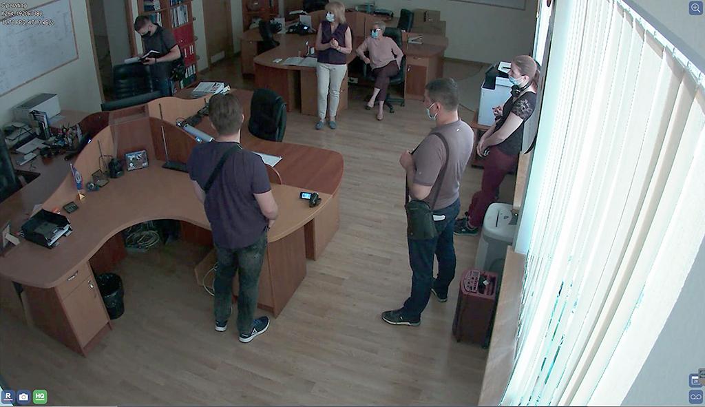 ГФС провела обыск в офисе «Краншипа»