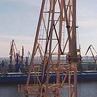 Госстивидор «Ольвия» погрузил рекордную партию груза на судно
