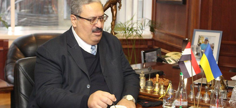 Египет пригласил Украину инвестировать в особую экономическую зону Суэцкого канала