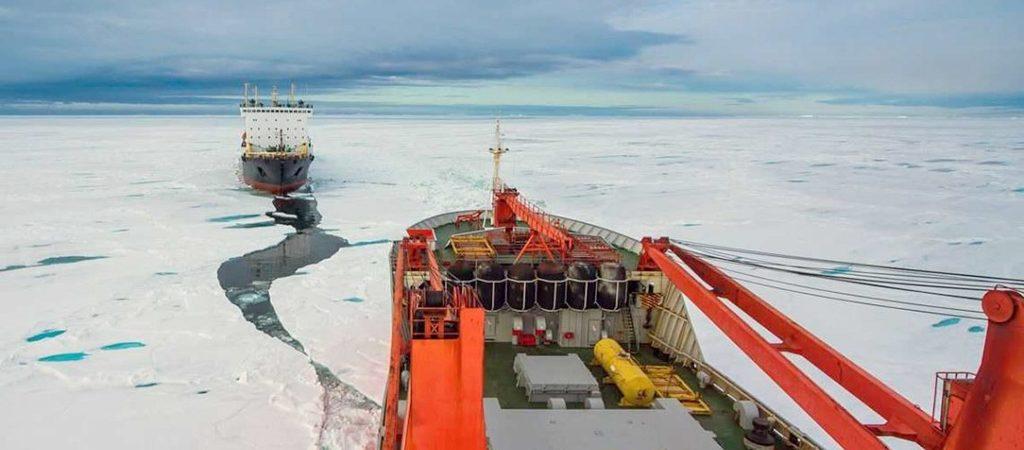 IMO запретила использование мазута в арктических водах