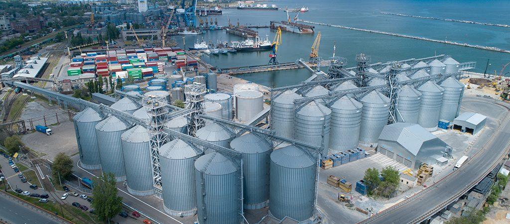 Зерновой терминал «Бруклин-Киев» и LDC должен заработать до начала осени — АМПУ