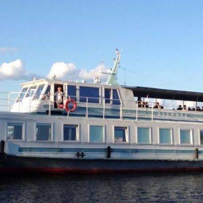 В Запорожье и Черкассах начался сезон пассажирской речной навигации