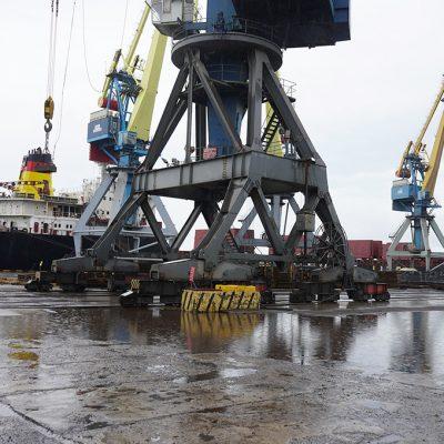 Госстивидор ММТП обработал 47 тыс. тонн грузов с начала месяца