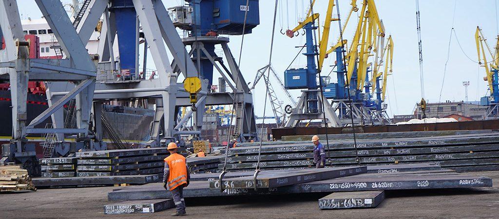 Госстивидор ММТП обработал 2,9 млн тонн грузов в январе-мае