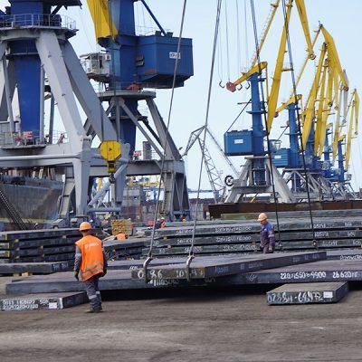 Госстивидор ММТП сократил перевалку на 7% в августе