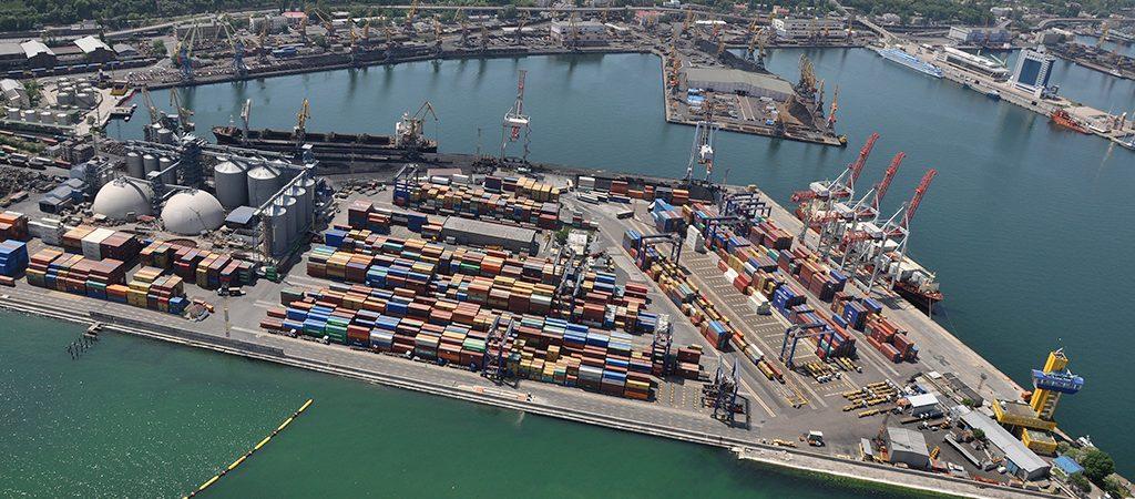 В Одесском порту таможня тестирует электронный журнал пункта пропуска морского сообщения