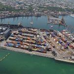 Морпорты сократили контейнерооборот на 3% в январе-августе