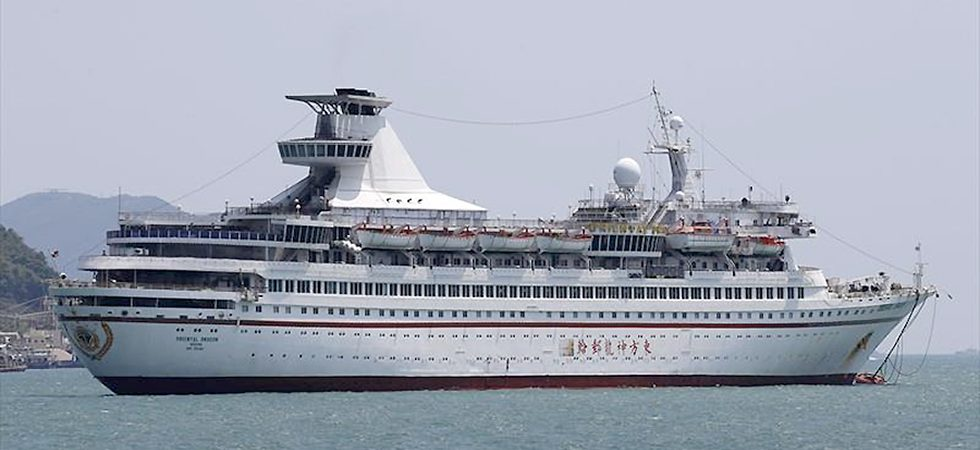Профсоюз предостерег моряков от трудоустройства на брошенное круизное судно