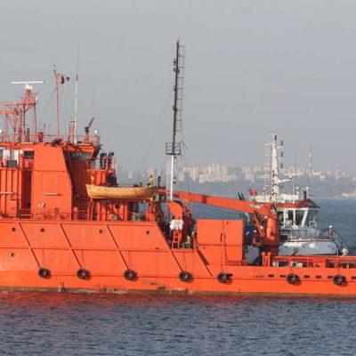 Верфь «Нибулона» приняла в ремонт поисково-спасательное судно ВМС