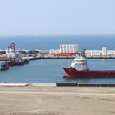 Турция открыла новый порт на черноморском побережье