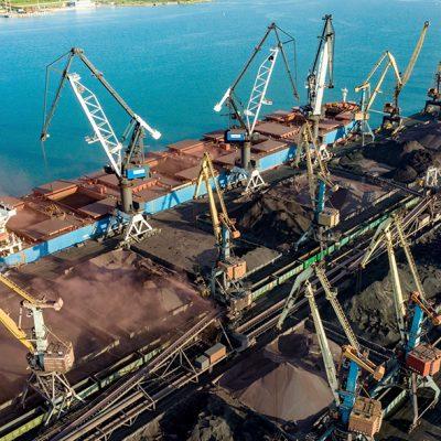 Госстивидор «Южный» обработал почти 6 млн тонн грузов в январе-мае