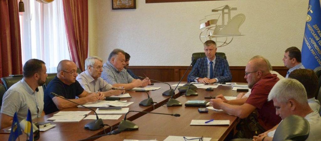 Госстивидор «Черноморск» увеличил убыток в 24 раза в первом полугодии