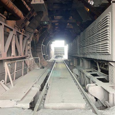 Госстивидор «Южный» отремонтировал вагоноопрокидыватель