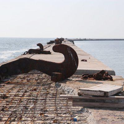 Мариупольский порт отремонтирует Северный мол