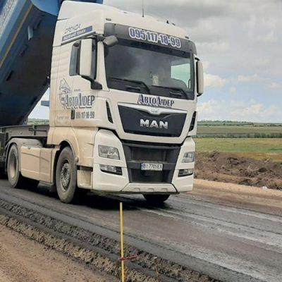 «Укравтодор» отремонтирует трассу Одесса—Новоазовск в Запорожской области