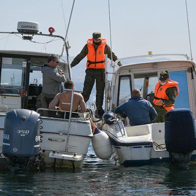 Cпецслужбы РФ пытались завербовать украинских рыбаков — СБУ