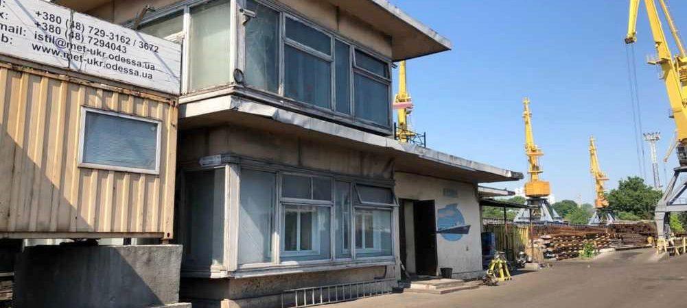 ФГИ сдаст в аренду помещения на причале №7 Одесского порта