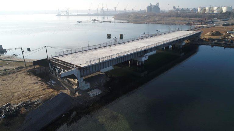 «Укравтодор» откорректирует проект моста через Сухой лиман