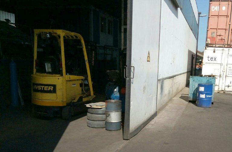 ФГИ сдаст в аренду гараж в Одесском порту