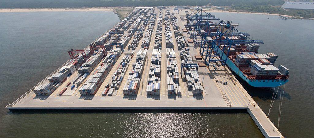 DCT Gdansk получила в аренду участок под третий контейнерный терминал
