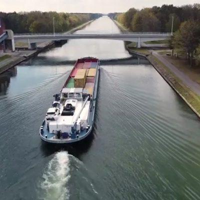 Еврокомиссия представила план развития речного транспорта