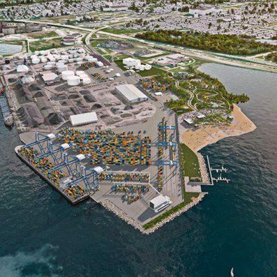 Проект расширения контейнерного порта Квебек провалил экологическую экспертизу