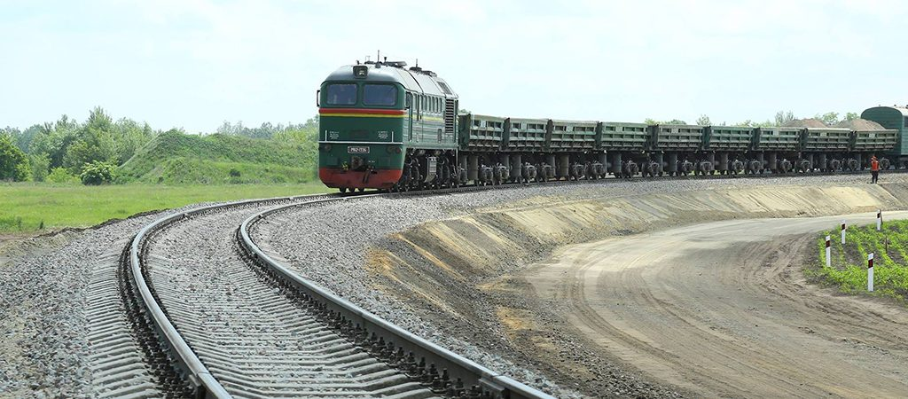Перевозки между Украиной и Польшей по железной дороге выросли на 22% в первом полугодии