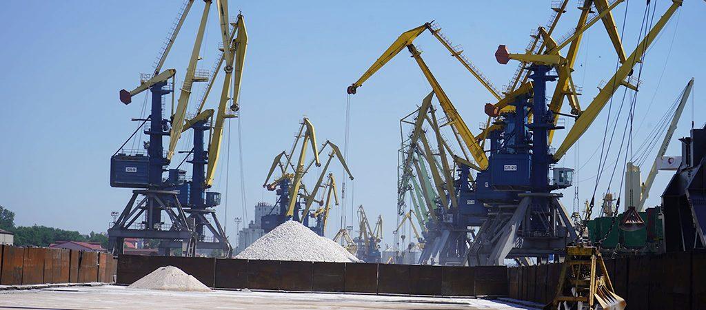 ГосстивидГосстивидор ММТП выбрал двух подрядчиков модернизации крановор ММТП обработал 43 тыс. тонн грузов с начала месяца