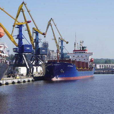 Госстивидор ММТП обработал 208 тыс. тонн грузов с начала месяца