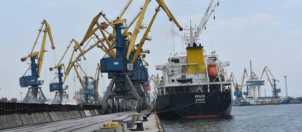 Морпорты сократили грузооборот на 11% в январе-сентябре — оперативные данные