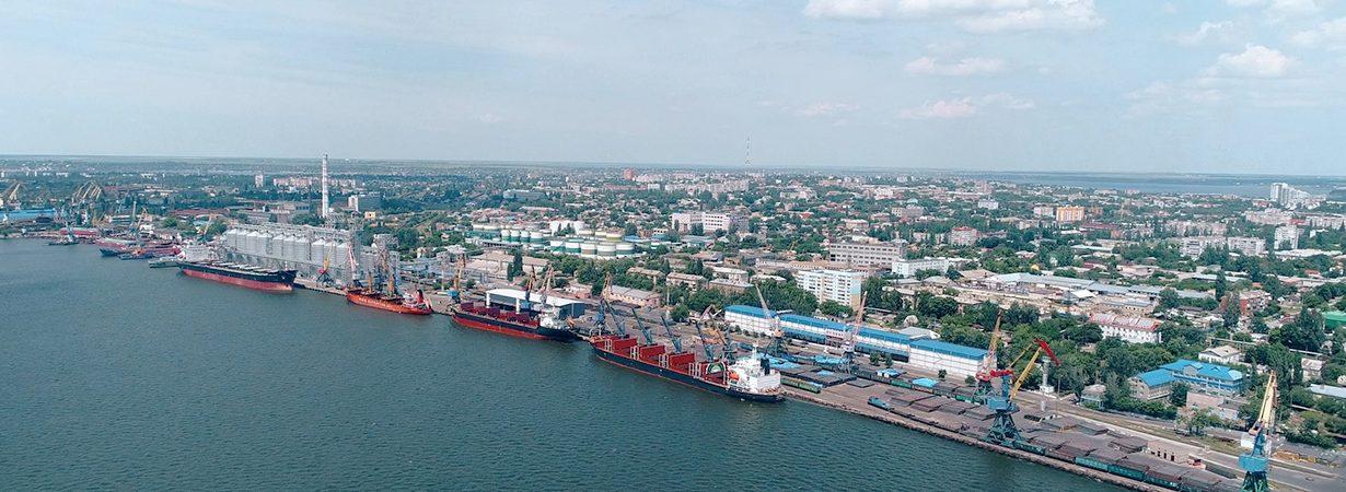 Порт Николаев сократил грузооборот на 13% в январе-августе