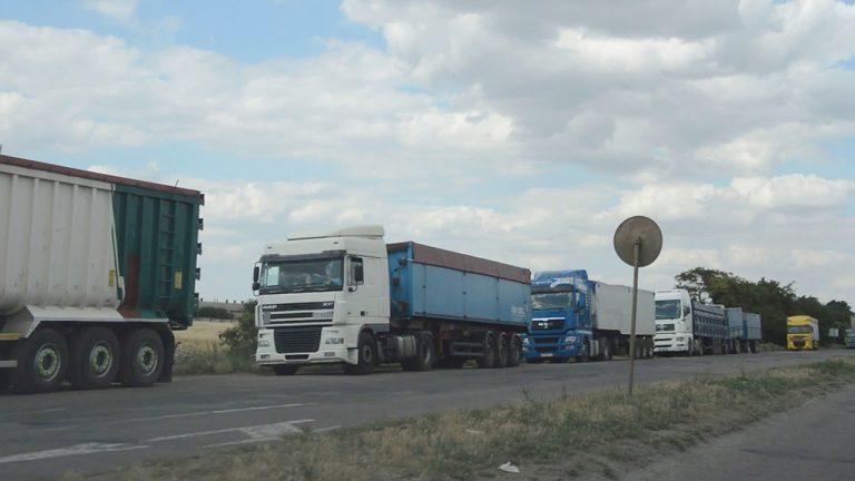 «Укравтодор» построит паркинг для грузовиков на трассе Н-24 в Николаевской области