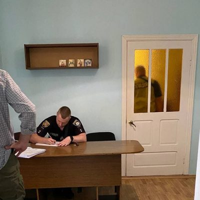 Складские помещения компании «Краншип» незаконно захватили в Килие — заявление
