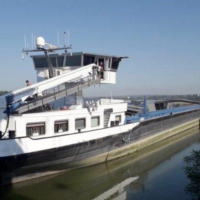 Ренийский порт освоил новый груз — минеральные удобрения в транзите