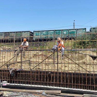 Госстивидор «Южный» начал вторую очередь строительства склада на причале №9