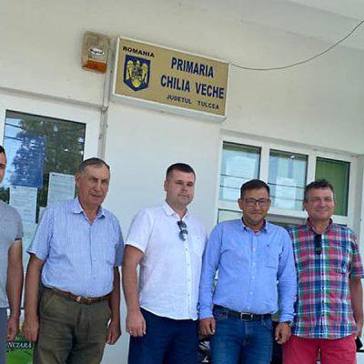 Украину и Румынию соединят новой паромной переправой