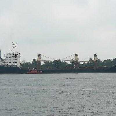 Судозаходы: топ-суда Херсонского порта в июле
