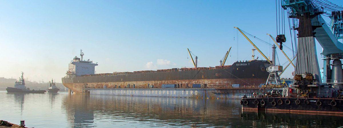 ИСРЗ отремонтирует балкер рекордного размера