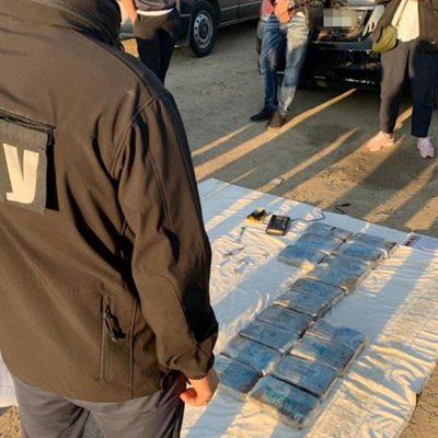 СБУ разоблачила канал контрабанды кокаина на миллионы долларов через порт «Пивденный»