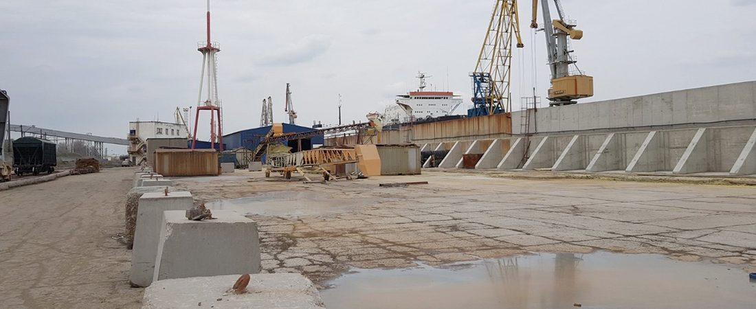 Аренда склада в порту Черноморск подорожала более чем в 500 раз на аукционе