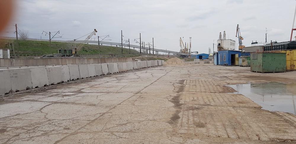 ФГИ сдаст в аренду площадку в порту Черноморск