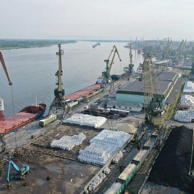 Стивидор «Херсонский порт» обработал более 75 тыс. тонн грузов в июле