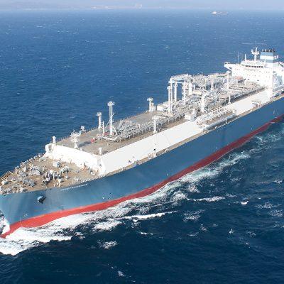 Hyundai отправит в автономное плавание через океан трехсотметровый СПГ-танкер