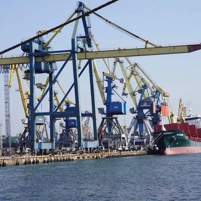 Госстивидор ММТП обработал более 430 тыс. тонн грузов с начала месяца