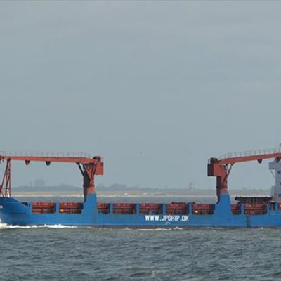 В Эгейском море затонуло судно с украинской пшеницей