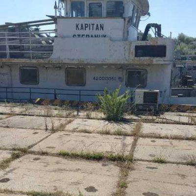СЕТАМ продаст арестованный буксир-толкач River Tiger