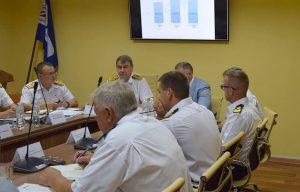 В порту «Пивденный» планируют построить новый комплекс перевалки зерна и масла