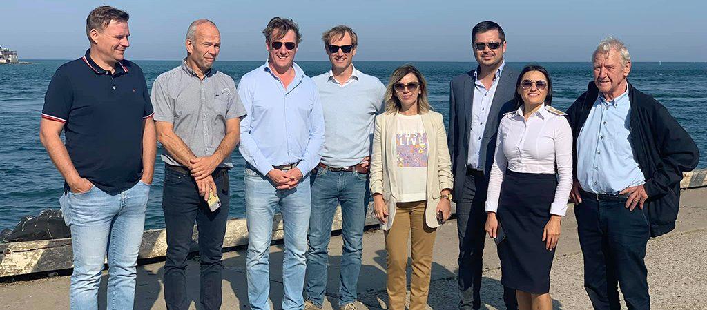 Госстивидор БДМТП рассчитывает привлечь грузы нидерландской компании Bontrup