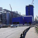 На зерновом терминале в Мариупольском порту завершается строительство станций разгрузки